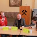 Auch die Montanuni Leoben diente uns als Kulisse für ein Interview
