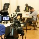 So entstehen die Kurzzclips zum Thema Migration im Abteigymnasium Seckau