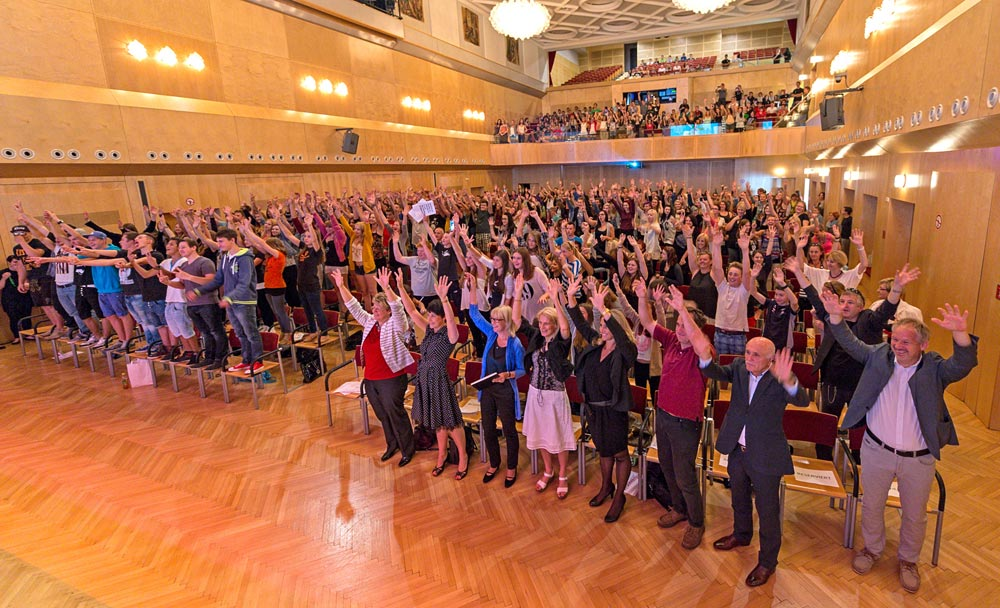 Human Rights Festival 2014 Foto: Johannes Gellner