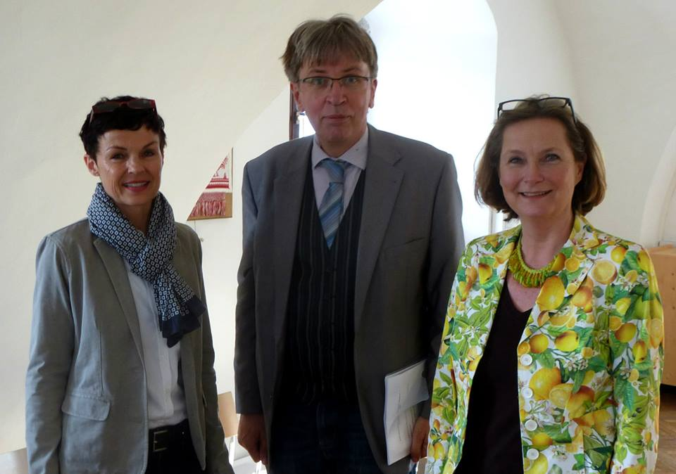 Katharina Krenn, Christian Ehetreiber, Bettina Vollath